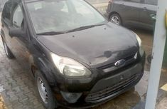 2012 Ford Figo 1.4 Manual Black for sale