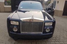 Rolls-Royce Phantom 2006 Blue for sale
