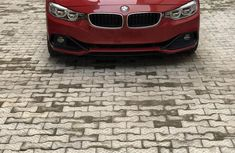BMW 450 2014 Red color for sale