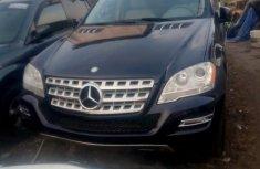 Mercedes-Benz ML350 2011 Blue for sale