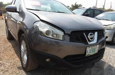 Nissan Qashqai 2012 Gray for sale