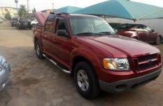 Ford Explorer 2005 Sport Track Red for sale