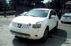 2008 Nissan Rogue White for sale