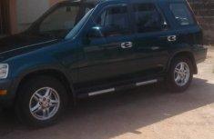 Honda CR-V 2.0 2001 Green for sale