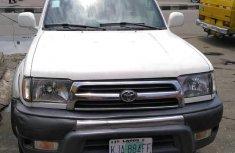 Toyota 4-Runner 2000 White for sale