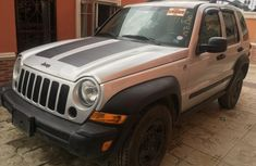 Tokunbo Rugged and Classy 2005 Jeep Liberty SUV for sale