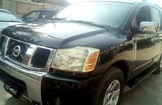Almost brand new Nissan Armada Petrol for sale
