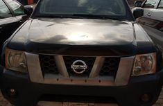 Nissan Xterra 2015 Black for sale