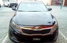 2012 Kia Optima Black for sale