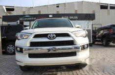 Toyota 4-Runner 2015 White for sale