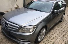 Mercedes-Benz C350 2010 Silver for sale
