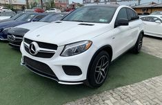 Mercedes-Benz GLE Petrol White for sale