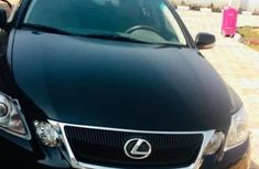 2008 Lexus GS Black for sale