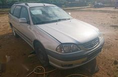Toyota Avensis 2.0 D Verso 2002 Silver for sale