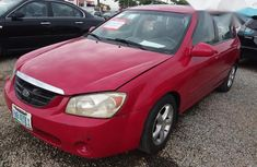 Kia Spectra 2001 Red for sale