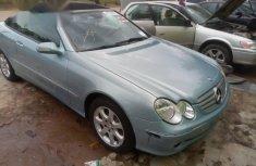 Mercedes-Benz CLK 320 Cabriolet 2004 Blue for sale