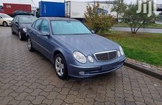 Mercedes-Benz E240 2008 Blue for sale