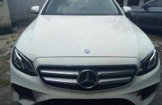 Mercedes-Benz E300 2017 White for sale