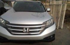 Tokunbo Honda CRV 2014 Silver for sale