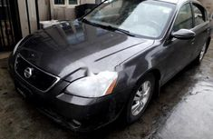 Nissan Altima 2004 Petrol Automatic Grey/Silver for sale