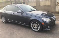 Mercedes-Benz C350 2009 Gray for sale