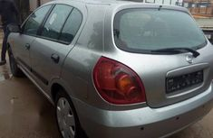 Nissan Almera 2001 Silver