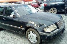 Mercedes-Benz C180 1994 Manual Petrol ₦300,000 for sale