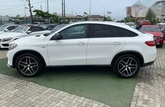 Mercedes-Benz GLE450 2017 White for sale