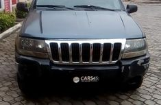2004 Jeep Grand Cherokee Automatic Petrol Blue for sale