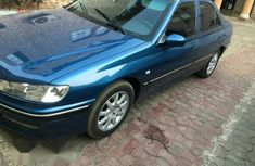Peugeot 406 2006 Blue for sale