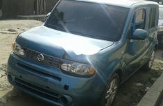 Nissan Cube Petrol Blue for sale