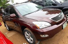 Lexus RX 2008 Petrol Automatic Brown