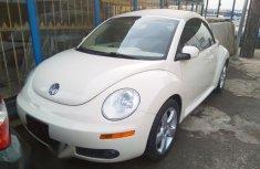 Volkswagen Beetle 2007 Whitefor sale
