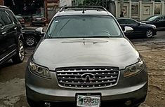 Infiniti FX 2003 Automatic Petrol ₦850,000 for sale