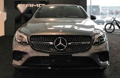 New Mercedes-Benz GLE-Class 2019 Gray for sale