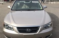 Hyundai Sonata 2.0 CRDi Automatic 2007 Gold for sale