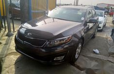 Kia Optima 2015 Gray color for sale