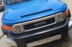 Toyota FJ Cruiser 2008 Bluefor sale