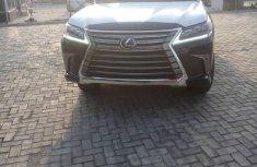 Lexus LX 2017 Blackfor sale
