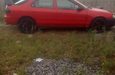 Ford Mondeo 1998 Red for sale