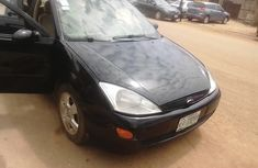 Ford Focus 2005 black for sale
