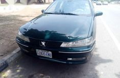 Peugeot 406 2005 Green for sale