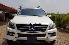 2013 Mercedes-Benz ML350 Automatic Petrol well maintained