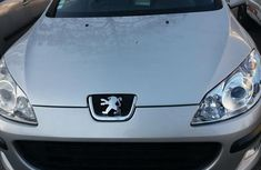 Peugeot 407 1.8 SW 2005 Silver for sale