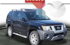 Nissan Xterra SE 2010 Black for sale