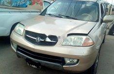 2001 Acura MDX Petrol Automaticfor sale