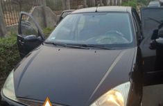 Ford Focus 2002 Black for sale