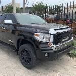 Toyota Tundra 2016 Petrol Automatic Black for sale