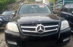2010 Mercedes-Benz GLK Automatic Petrol well maintained Black For Sale