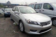 Honda Accord 2015 Automatic Petrol ₦6,000,000 for sale